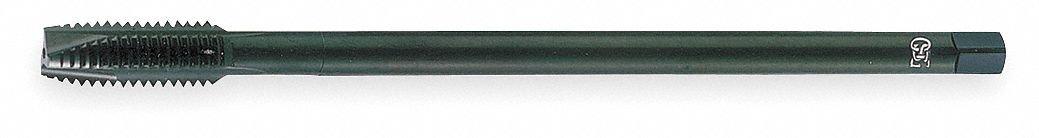 Spiral Point Tap Steam Oxide Plug 10-32