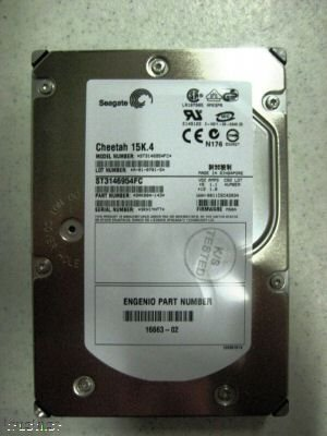 (IBM ST3146954FC IBM 146GB 4GBPS 15K FC HARD DRIVE)