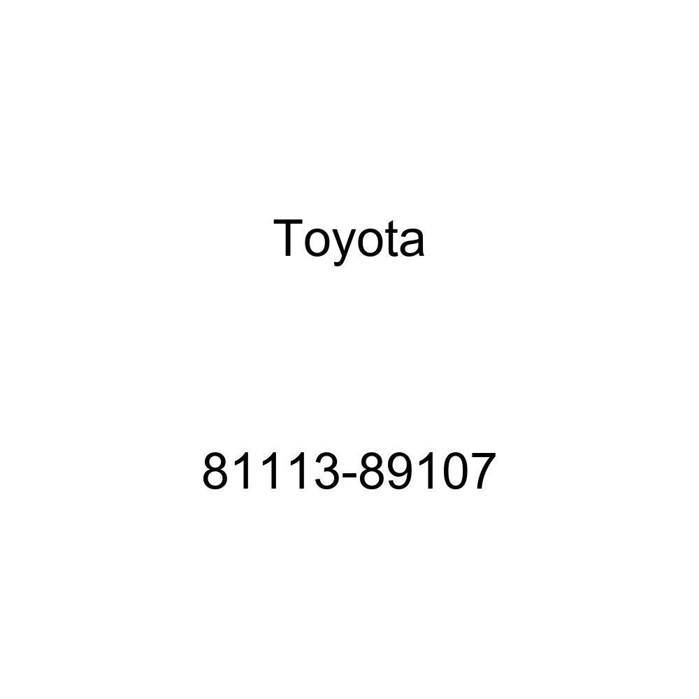 Toyota 81113-89107 Headlamp Mounting Ring