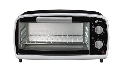 Cheap Oster Toaster Oven, 4 Slice, Black (TSSTTVVG01)
