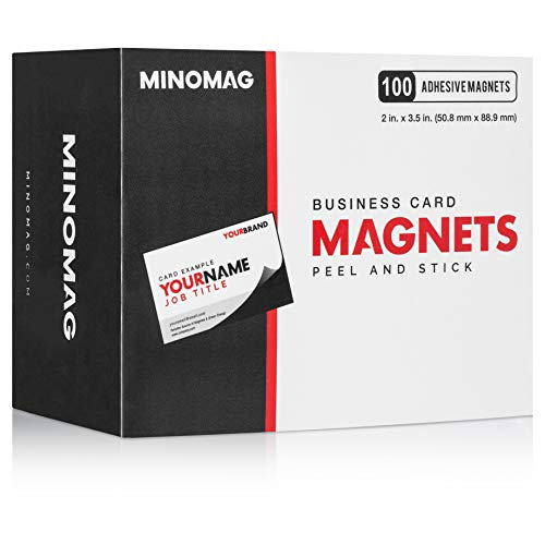 Minomag Business Card Magnets