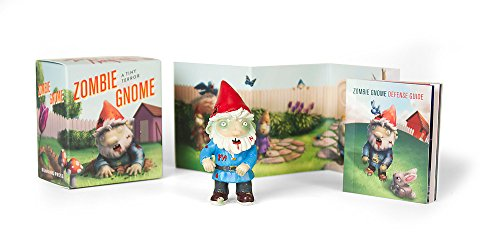 Zombie Gnome: A Tiny Terror (Miniature Editions) -