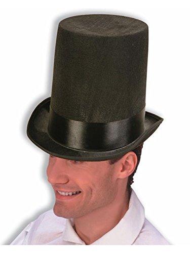 Lincoln Stove Pipe - Abraham Lincoln Stove Pipe Hat Costume Accessory