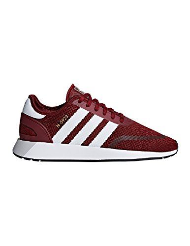 CLS Collegiate Black White Trainers Men's Red adidas Burgundy Iniki Core Ftwr Runner qnxtwaHRU