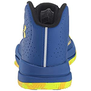 Under Armour Kids' Pre School Jet 2019 Basketball Shoe