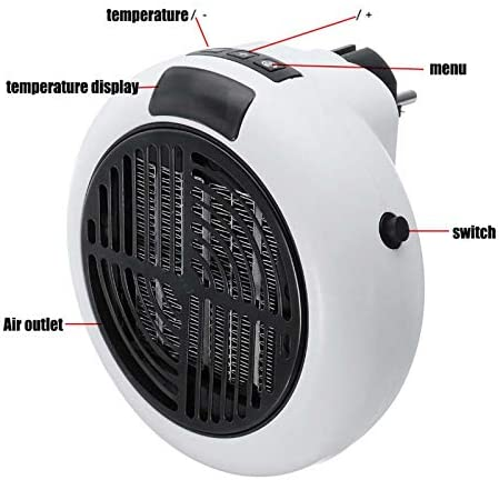 LKXZYX Calefactor baño, Calefactor Aire, Calefactor electricos ...