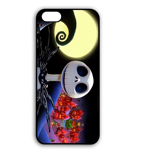 Coque,Custom Charming the Nightmare Before Christmas Jack And Sally Hard Phone Cover Case Covers for Coque iphone 7 4.7 pouce