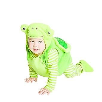 Children's Unisex Halloween Costumes - Hyde and Eek! Boutique Turtle, 12-24M