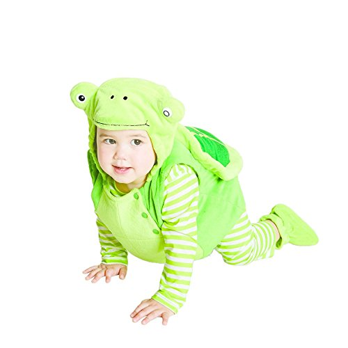 Children's Unisex Halloween Costumes - Hyde and Eek! Boutique Turtle, 12-24M - Hyde Halloween Costume