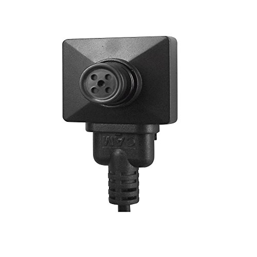 LawMate HD 1080P CMD-BU20U Covert Surveillance Button Camera for PV500 EVO 2U