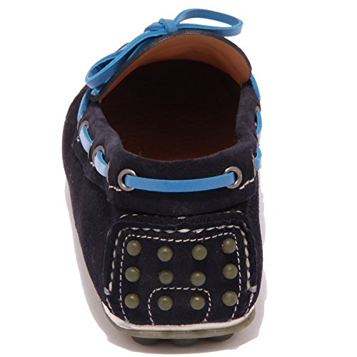 92536 mocassino CAR SHOE scarpa uomo loafer shoes men Blu