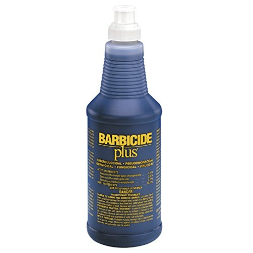 Barbicide Disinfectant Plus, 16 Ounce