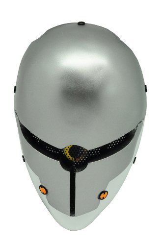 FMA New Wire Mesh Gray Fox Full Face Protection Paintball Mask Silver Robot Mask L559 by FMA