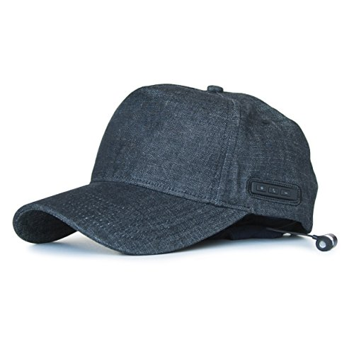 Baseball Musical (wireless bluetooth Baseball CAP. The Bluetooth musical cap wireless. sun hat sport whit microphone, for men and women)