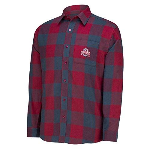 Ncaa Button Down Shirt - 5