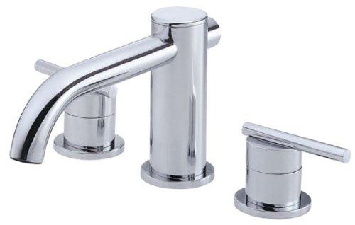 Danze Chrome Tub - Danze D305658T Parma Roman Tub Faucet Trim Kit, Chrome (Valve Not Included)