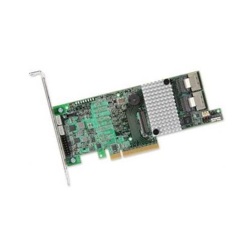 LSI Logic LSI00330 MegaRAID SAS 9271-8i 8Port 6Gb/s PCI Express 3.0 1GB DDR3 Single Controller Card by LSI Logic