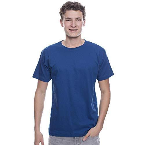 shirt 15xl chiné gris grande taille basique LogostarT jusqu'à W9H2EID