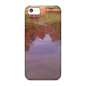 Iphone 5c Covers Cases - Eco-friendly Packaging(the House On The Lake)
