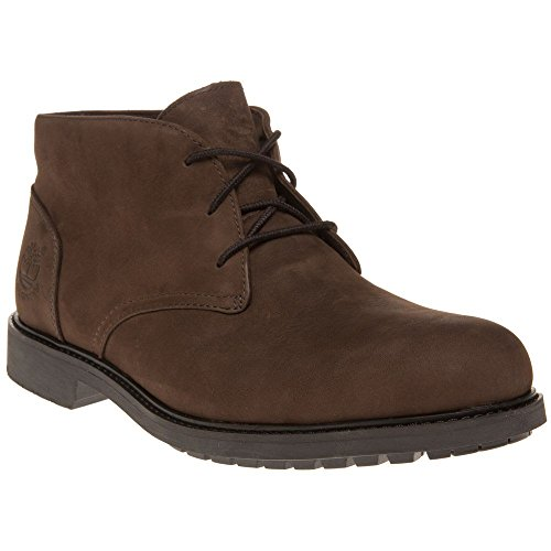 Timberland Men's Earthkeepers Stormbuck Chukka Waterproof Boot,Dark Brown,9.5 W US (Premium Waterproof Chukka)