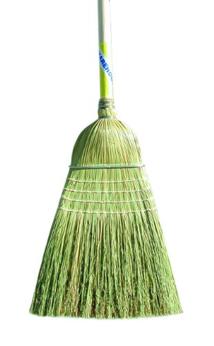 Magnolia Brush 5036-Boxed Corn/Fibre Warehouse Broom with Heavy-Duty Handle (Case of 12) by Magnolia Brush