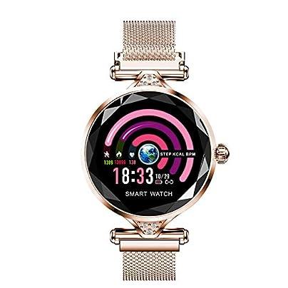 Wybss Heart Rate Blood Pressure Monitor Device Fitness Pedometer Women Smart Bracelet Waterproof Smart Watch Sport Wristband Estimated Price -