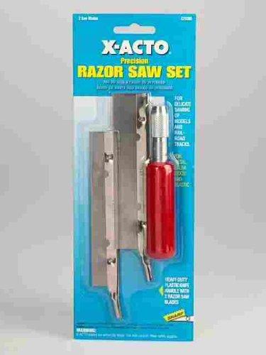 X-acto Saw - SAW SET RAZOR SAW by X-ACTO MfrPartNo X75300