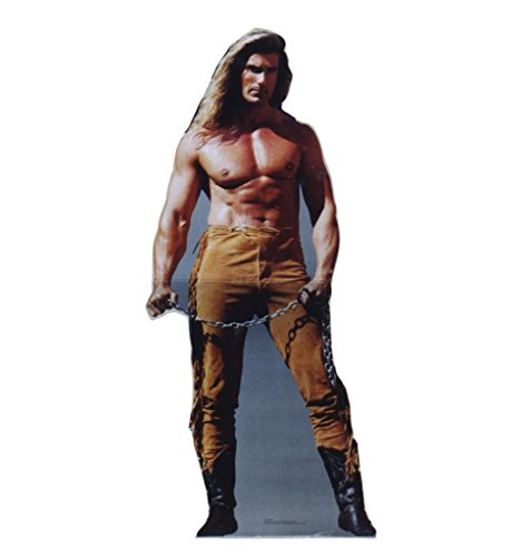 Fabio - Advanced Graphics Life Size Cardboard Standup by Advanced Graphics