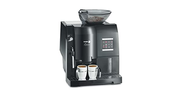 Fagor - Cafetera Espresso Cat40Ng, Display, 16 Bares ...