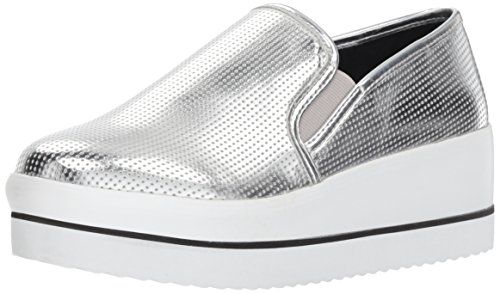 Madden Sneaker Silver Women Becca Steve Yq04pnp