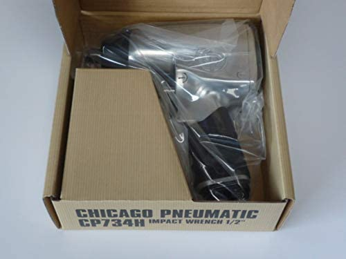 De Nombreux Types De Chicago 220009 Clé à chocs pneumatique CP 734 H 1/2