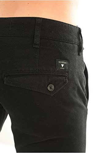 GUESS JEANS Pantalons chino/citadin - M54B02W71Y0 - HOMME