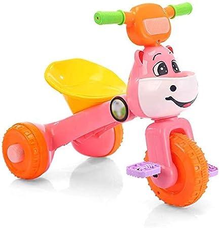 Triciclo del bebé del niño Triciclo Scooter bicicleta de pedales de la bicicleta for niños RideOn Equilibrio Juguetes for niños con 3 ruedas los niños del bebé del triciclo de bicicletas Walker cumple