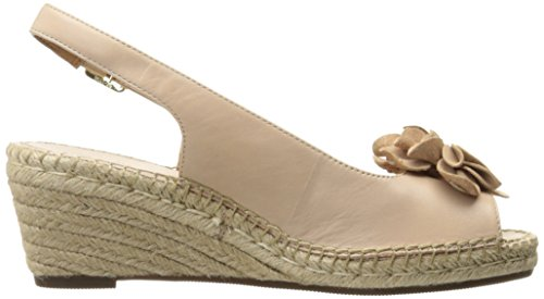 Clarks Leather Wedges Bianca Women's Nude Petrina CCqZv8wz