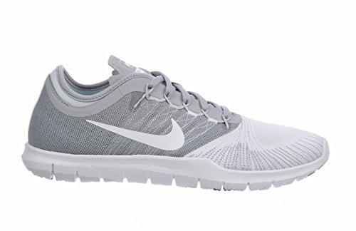 Nike Femmes Flex Adapter Tr Cross Trainer Chaussures Pur Platine Noir Blanc Volt 002