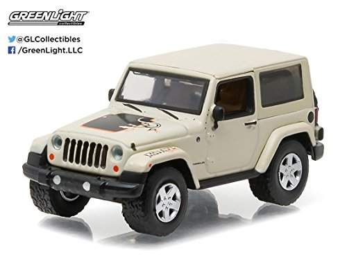 Greenlight 35050D All-Terrain Series 4 2012 Jeep Wrangler