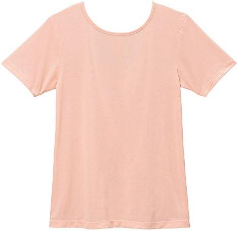 Real Stone(リアルストーン) Drymaster デザインTシャツ(RS-C313TS) (M, ライトオレンジ)