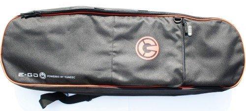Ego Yuneec Electric Skateboard Electric E-Go Bag/Transport Bag by Ego