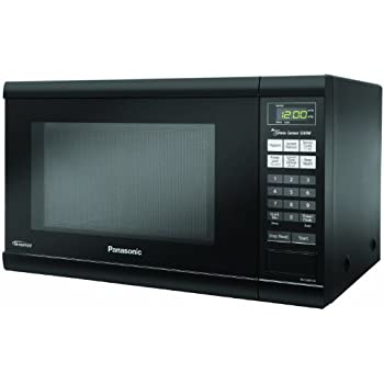 Panasonic NN-SN651B Countertop Microwave with Inverter Technology, 1.2 cu. ft., Black