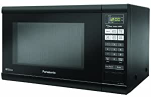 Panasonic Countertop Microwave with Inverter Technology, 1.2 cu. ft., Black