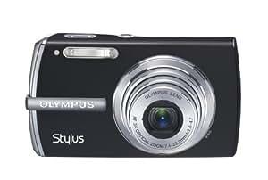Olympus Stylus 1200 12MP Digital Camera with 3x Optical Zoom (Black)