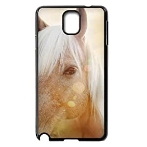 Horse Running Custom Cover Case for Samsung Galaxy Note 3 N9000,diy phone case ygtg520772