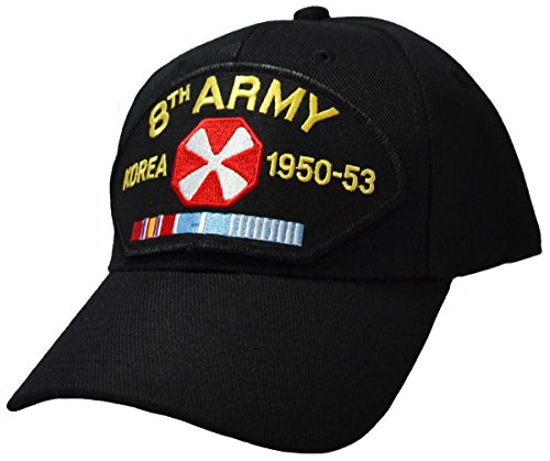 8th Army Korea Cap