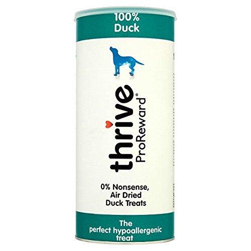 Thrive ProReward 100% Duck Dog Treats MaxiTube 500g (PACK OF 4) by Thrive