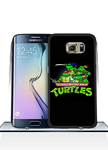 Samsung Galaxy S6 Edge Funda Case, Teenage Mutant Ninja ...
