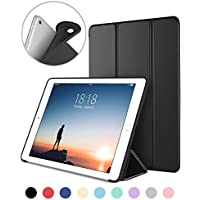 DTTO Case for iPad 2017 9.7 inch Ultra Slim Lightweight Smart Tri-fold Cover