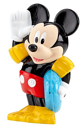 [Fisher-Price Disney Mickey Mouse Clubhouse Bath Squirter Mickey] (Infant Red Minnie My First Disney Costumes)