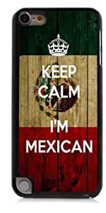 HeartCase Hard Case for Apple itouch 5g 5th Generation ( Mexican FLAG )