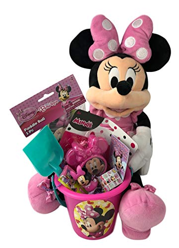 Little Girl Gift Basket Prefilled with Toys 18