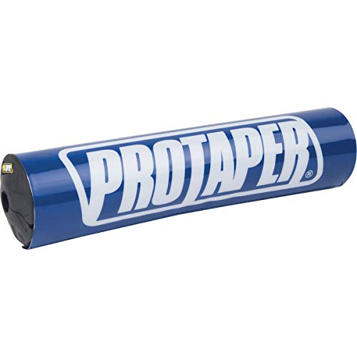 (Pro Taper Round Handlebar Pad (Race Blue) (8.6))